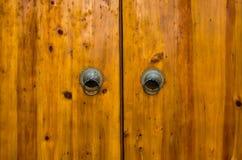 дверь фарфора старая Стоковое фото RF