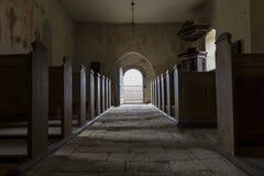дверь церков Стоковая Фотография RF