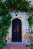 дверь церков Стоковые Фото