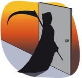 дверь s смерти Стоковые Фотографии RF