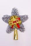 веселый xmas звезды Стоковая Фотография RF