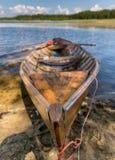 Весельная лодка Стоковые Изображения