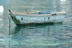 Весельная лодка Стоковое Фото