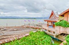 Весельная лодка Стоковые Фото