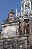 Весить дом Алкмара, Нидерланды Стоковое Изображение RF
