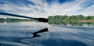 весло Стоковая Фотография RF