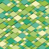 Весна Безшовная картина геометрических форм - равновеликий стиль, цвета весны Стоковое фото RF