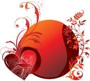 весна влюбленности Стоковые Изображения RF
