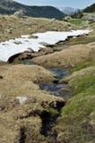 Весна в долине Madriu-Perafita-Claror Стоковое фото RF