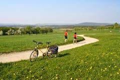 весна Германии сельская Стоковые Фотографии RF
