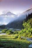 весна горы утесистая Стоковые Фотографии RF