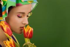 весна госпожи Стоковое фото RF