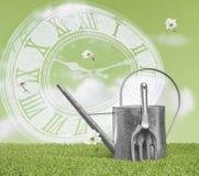 Время на весна Стоковая Фотография RF