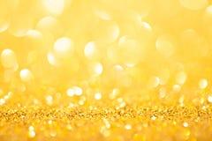 Весна золота или предпосылка лета Стоковое Фото