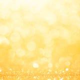 Весна золота или предпосылка лета Стоковые Изображения RF
