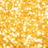 Весна золота или предпосылка лета Стоковое фото RF