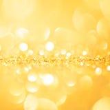 Весна золота или предпосылка лета Стоковое Изображение