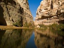 весна каньона Стоковое Изображение