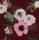весна картины безшовная Стоковое Изображение