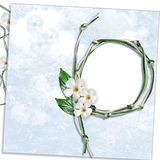весна карточки красотки Стоковые Фото
