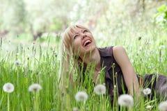 весна красотки Стоковая Фотография RF