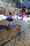 весна малышей Стоковое Изображение RF