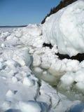 весна моря льда 2 плавя Стоковые Фотографии RF