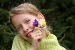 весна настроения Стоковое фото RF