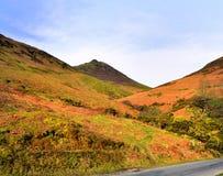 Весна на Derwent валит Стоковая Фотография RF