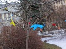 Весна нет сезона, весны положение о намерениях Стоковая Фотография RF