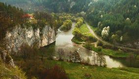 весна панорамы природы Стоковое Изображение RF