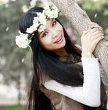 весна портрета Стоковое Фото
