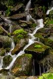 Весна потока горы Стоковая Фотография RF