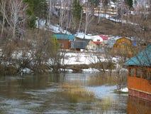 весна потока Стоковая Фотография RF