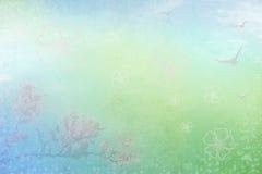 весна предпосылки Стоковые Фотографии RF