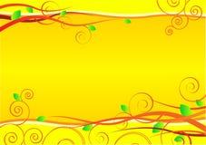 весна предпосылки иллюстрация вектора