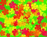 весна предпосылки Стоковое Изображение