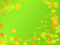 весна предпосылки Стоковая Фотография RF
