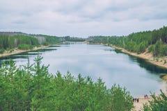 Весна приходит в Латвию Стоковые Изображения