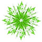 весна рамки цветка Стоковое Фото