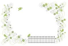 весна рамки Стоковая Фотография