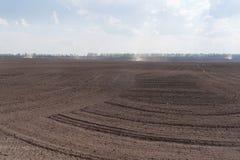весна сельской местности Стоковая Фотография RF