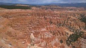 Весна США взгляда каньона Brice Стоковое Изображение