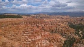 Весна США взгляда каньона Brice Стоковые Фотографии RF