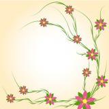 Весна цветет иллюстрация вектора Стоковое фото RF