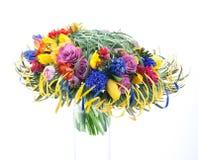 весна цветков букета первая флористическая Стоковая Фотография