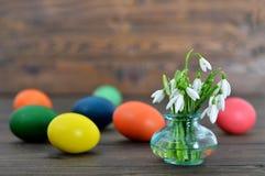 весна цветков пасхальныхя Стоковые Изображения