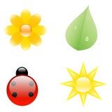 весна элементов конструкции бесплатная иллюстрация