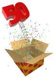 весна 50 подарков на день рождения бесплатная иллюстрация