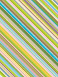 Весна Stripes предпосылка Иллюстрация штока